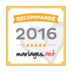 L'Atelier d'Elsa creation faire-part de mariage, gagnant Wedding Awards 2016 Mariages.net