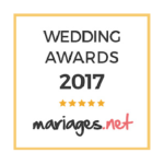 L'Atelier d'Elsa creation faire-part de mariage, gagnant Wedding Awards 2017 Mariages.net